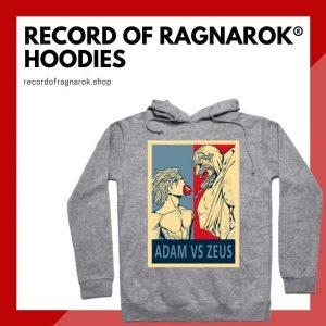Record Of Ragnarok Hoodies