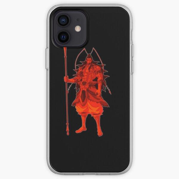 Lü Bu iPhone Soft Case RB1506 product Offical Berserk Merch