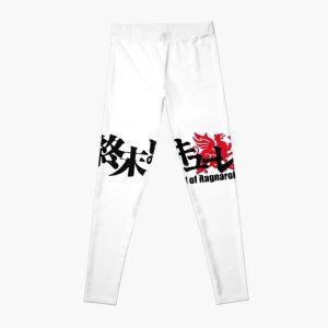 Shuumatsu no Valkyrie: Record of Ragnarok Logo Leggings RB1506 product Offical Berserk Merch