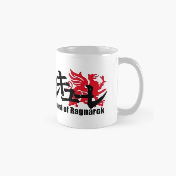 Shuumatsu no Valkyrie: Record of Ragnarok Logo Classic Mug RB1506 product Offical Berserk Merch