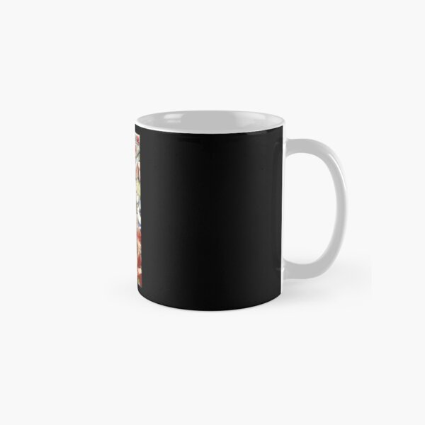 Record Of Ragnarok all Characters Classic Mug RB1506 product Offical Berserk Merch