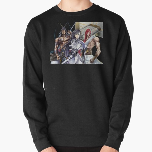 Record Of Ragnarok - All Characters Design Pullover Sweatshirt RB1506 product Offical Berserk Merch