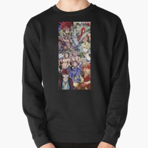 Record Of Ragnarok all Characters Pullover Sweatshirt RB1506 product Offical Berserk Merch