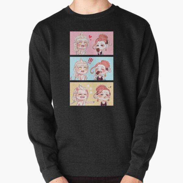 Buddha and zeus Pullover Sweatshirt RB1506 product Offical Berserk Merch