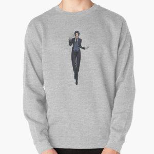 Shuumatsu no Valkyrie: Record of Ragnarok Hermes Pullover Sweatshirt RB1506 product Offical Berserk Merch
