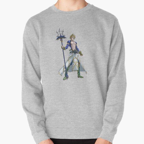 Shuumatsu no Valkyrie: Record of Ragnarok Poseidon Pullover Sweatshirt RB1506 product Offical Berserk Merch