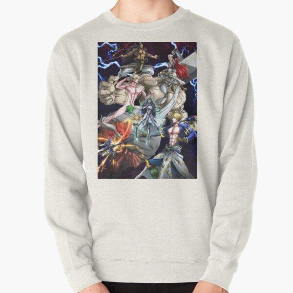 Shuumatsu no Valkyrie Pullover Sweatshirt RB1506 product Offical Berserk Merch