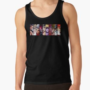 Record Of Ragnarok all Characters Tank Top RB1506 product Offical Berserk Merch