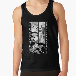 Adam is there any man that needs the reason to protect his own children Tank Top RB1506 product Offical Berserk Merch