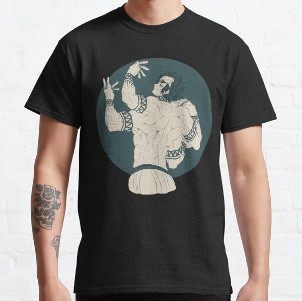 Shiva Record Of Ragnarok Classic T-Shirt RB1506 product Offical Berserk Merch