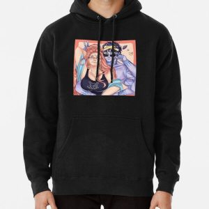 Buddha and shiva Pullover Hoodie RB1506 product Offical Berserk Merch