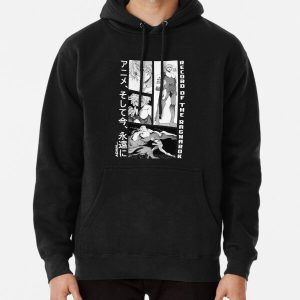 Adam is there any man that needs the reason to protect his own children Pullover Hoodie RB1506 product Offical Berserk Merch