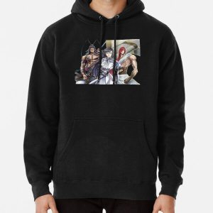 Record Of Ragnarok - All Characters Design Pullover Hoodie RB1506 product Offical Berserk Merch