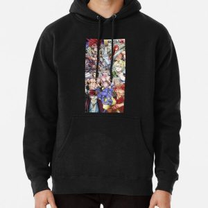 Record Of Ragnarok all Characters Pullover Hoodie RB1506 product Offical Berserk Merch