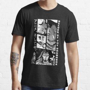Lu Bu record of ragnarok Essential T-Shirt RB1506 product Offical Berserk Merch