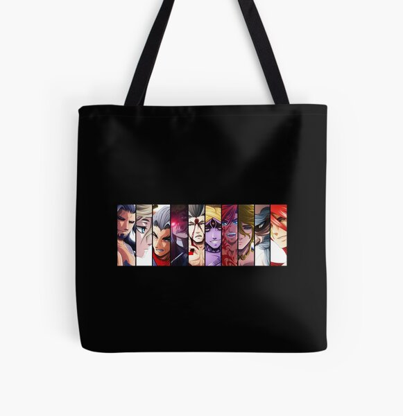 Record Of Ragnarok all Characters All Over Print Tote Bag RB1506 product Offical Berserk Merch