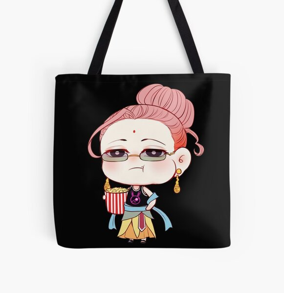 Buddha Record of Ragnarok All Over Print Tote Bag RB1506 product Offical Berserk Merch