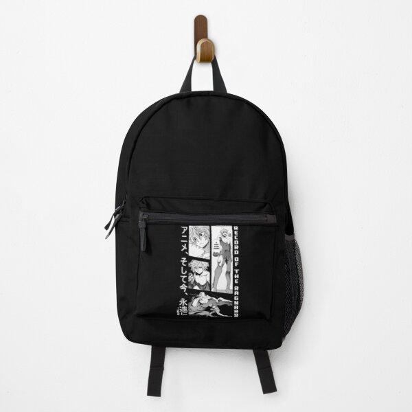 Adam is there any man that needs the reason to protect his own children Backpack RB1506 product Offical Berserk Merch