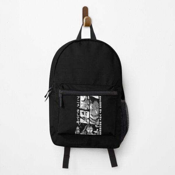 Lu Bu record of ragnarok Backpack RB1506 product Offical Berserk Merch
