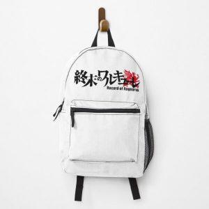 Shuumatsu no Valkyrie: Record of Ragnarok Logo Backpack RB1506 product Offical Berserk Merch