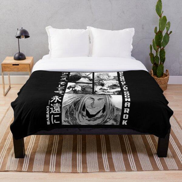 kojirou sasaki Throw Blanket RB1506 product Offical Berserk Merch