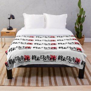 Shuumatsu no Valkyrie: Record of Ragnarok Logo Throw Blanket RB1506 product Offical Berserk Merch