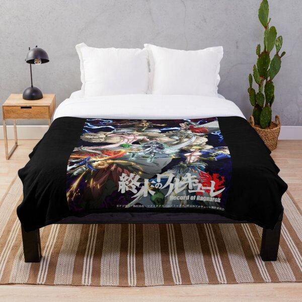 Record of Ragnarok Throw Blanket RB1506 product Offical Berserk Merch