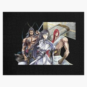 Record Of Ragnarok - All Characters Design Jigsaw Puzzle RB1506 product Offical Berserk Merch