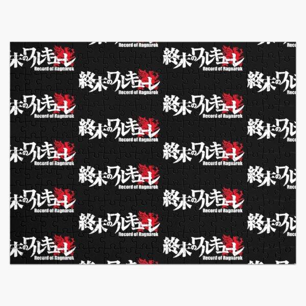 Shuumatsu no Valkyrie: Record of Ragnarok Logo Jigsaw Puzzle RB1506 product Offical Berserk Merch