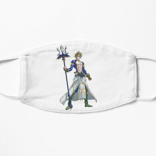 Shuumatsu no Valkyrie: Record of Ragnarok Poseidon Flat Mask RB1506 product Offical Berserk Merch