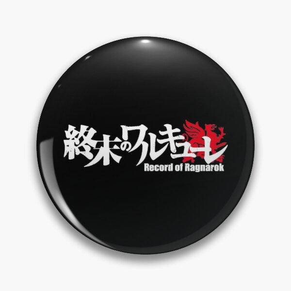 Shuumatsu no Valkyrie: Record of Ragnarok Logo Pin RB1506 product Offical Berserk Merch